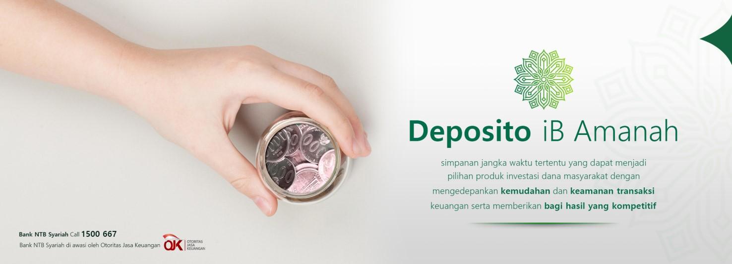 Deposito iB Amanah