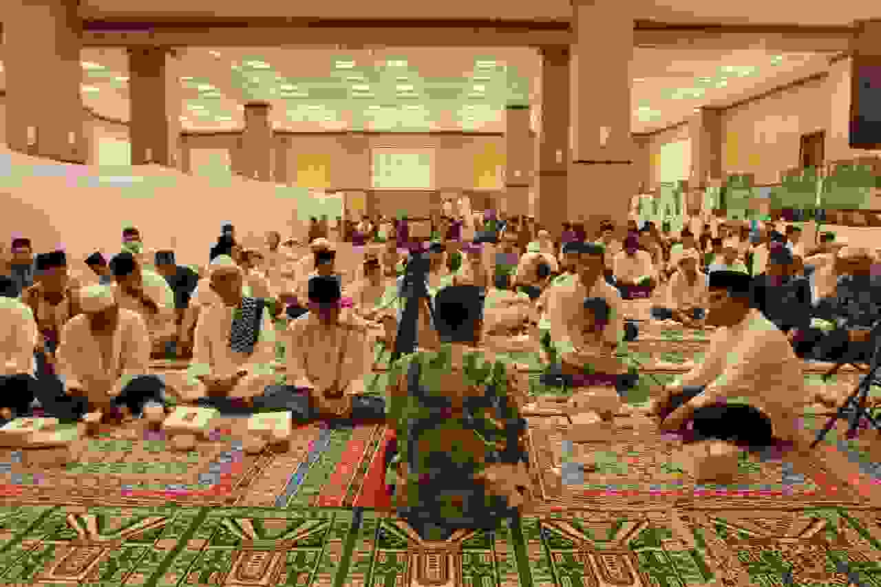 600_Karyawan_Bank_NTB_Syariah_I_tikaf_di_IC