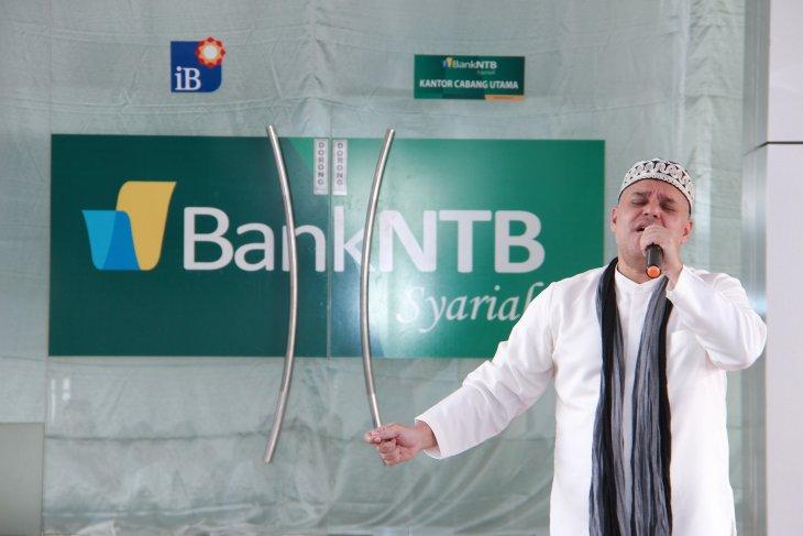 Antara-News-Bank-NTB-Syariah-Bershalawat-dan-Dzikir-Syukuri-Setahun-Berhijrah