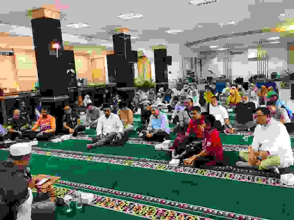 Olahraga-Bersepeda-dan-Ceramah-Agama-Menyambut-Ramadhan-1440-H-