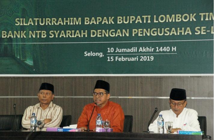 Silaturahmi-Bank-NTB--dengan-Bupati-Lombok-Timur-dan-Pengusaha